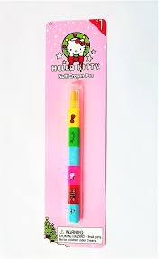 Cartoon hello kitty preschool s zebra8ff3. Hello Kitty Mini Multi Crayon Pen The Treasure Box