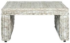 safavieh coffee table coffee tables furniture by wicker safavieh alec coffee table brown pine