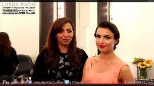 video makeup tutorial by lubna rafiq 60s inspired winter wonders betty boop lubna rafiq