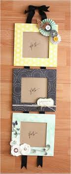 diy photo frame ideas with paper 14 frame ideas diy projects