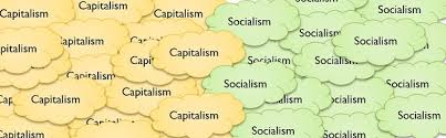 Capitalism Socialism Communism Chart Difference Between Capitalism And Socialism With Comparison