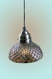 decoration mercury glass pendant light modern lights throughout pottery barn plans lighting blue large silver