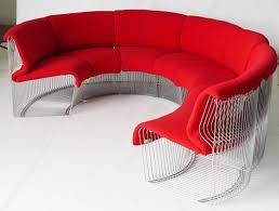 pantonova sofa by verner panton for fritz hansen 1970s for sale