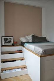 high platform beds with storage. If You Have An Elevated Bed You\u0027ll Need Steps Too - Useful Storage Space High Platform Beds With E