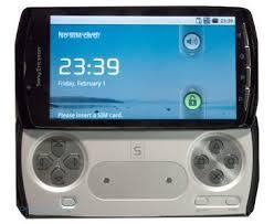 sony game phone. sony game phone