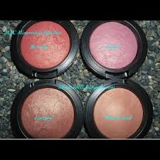 mac love joy mineralize blush