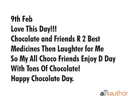 D Day Quotes Gorgeous 48th FebnLove This DaynChocolate And Quote