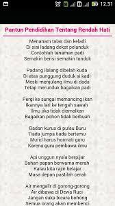 Pantun Romantis Padang
