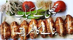 Fish Kabab Recipe Pakistani In Urdu ...