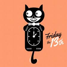 Image result for friday 13th cat images