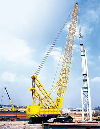 Supply Xcmg 150 Ton Crawler Crane Quy150 From Changzhou
