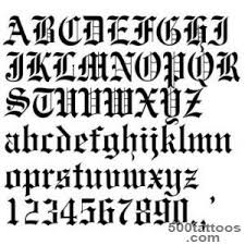 Font Styles For Tattoos National Day Of Reconciliation The Fastest Font Types For