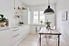 Gallery Of Witte Scandinavische Keuken Huis Inspiratie Kleine