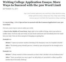 College Essays Tips Writing A College Essay Examples Writing College Transfer