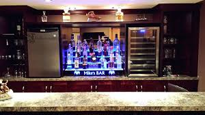 led bar shelves impressive design led bar shelves modest decoration 4 step led liquor back shelving led bar shelves