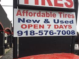affordable tires wheel rim repair 9201 e admiral pl tulsa ok phone number yelp