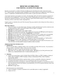 100 How To Write Federal Resume 7 Commonly Asked Resume
