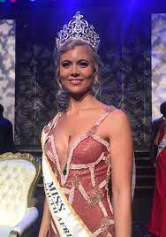 Miss International South Africa 2019 winner is Nicole Middleton and will  now represent South Africa in Miss International 2019.