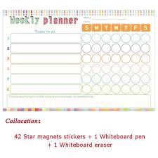My Reward Board Us 28 0 Kids Reward Stickers Magnetic Reward Chart Wall Stickers For Child Calendar Fridge Magnets Dry Erase Board Home Weekly Planner In Fridge