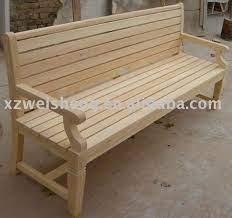 banco de jardim bench pátio wooden