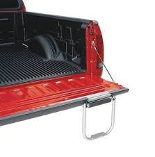 Product Detail for HOPPER TAILGATE STEP,SILV