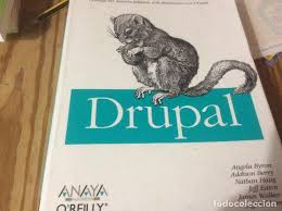 drupal. angela byron, berry anaya paginas web - Buy Books of Informatics at  todocoleccion - 150594566