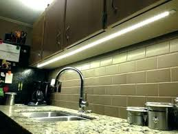 kitchen led lighting. Led Lighting Strips Kitchen Cabinet Strip E