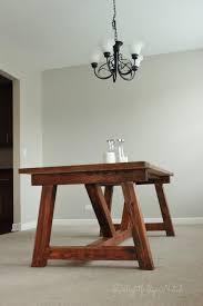 farm dining room table. Rustic Farmhouse Style Table · Diy Dining Room Farm