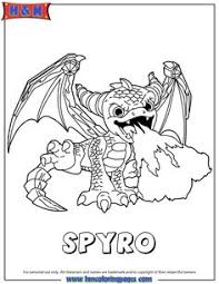 Small Picture Free Skylander printables giant and regular fun things for