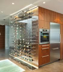 glass cabinet lighting. kitchen cabinet lighting illuminated glass box wine storage ideaconstruccionescom