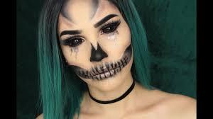 glam glitter skull make up tutorial makeup beauty videos lifestyle beauty