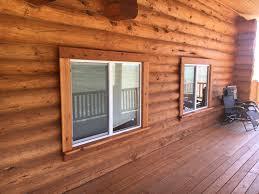 Cabin Windows anderson log cabin fever log home building june 2016 trimmed 7844 by uwakikaiketsu.us