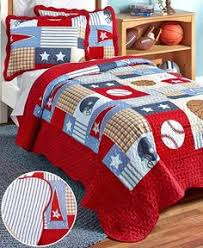 Sports Collage Sports Collage Quilt and Sham Set - Twin Size ... & Sports Collage Sports Collage Quilt and Sham Set - Twin Size | Carson |  Pinterest Adamdwight.com