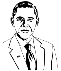 Small Picture Good Barack Obama Coloring Page 96 For Coloring Site with Barack