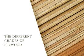 Birch Plywood Grade Chart What Are The Different Grades Of Plywood