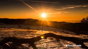 Winter Is Here Solstice Marks Shortest Day Of Year