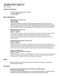 Perfect Free Example Of Cv Cover Letter For Free Procurement