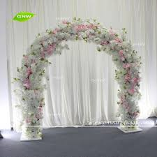 Cherry Blossom Backdrop Gnw Flwa1707008 Cherry Blossom Silk Flowers For Wedding Stage Backdrop Decoration Buy Wedding Stage Backdrop Decoration Cherry Arches Silk Flowers
