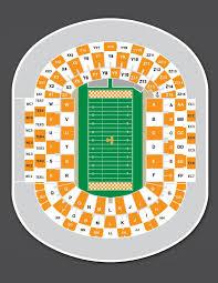 Ut Stadium Seating Chart