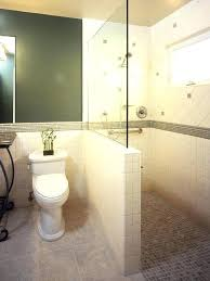 small bathroom showers walk in shower for small bathroom best shower no doors ideas on bathroom