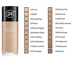 Revlon Colorstay 24hrs Foundation Oily Comb Or Normal Dry