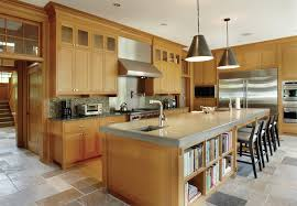 Kitchen Remodel S Ranch L Shaped In Contemporary House - 1950s house interior