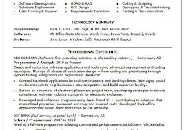 computer programmer resume samples developer programmer resume sample template computer software photos