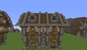 large country house minecraft build tutorial