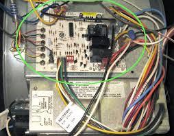 furnace repair jim's projects furnace wiring diagram at Hvac Control Board Wiring Diagram