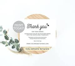 Small Card Template Small Card Template Webbacklinks Info