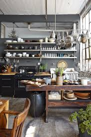 Best 25 Rustic Industrial Kitchens Ideas On Pinterest