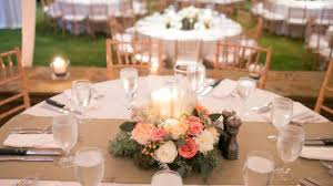round table centerpiece ideas awesome wedding centerpieces home for 4