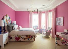 pink bedroom decor for adults