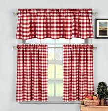 large image for red and tan gingham curtains red and tan chevron curtains red and tan
